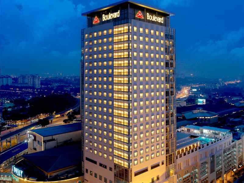 The Boulevard Hotel Mid Valley